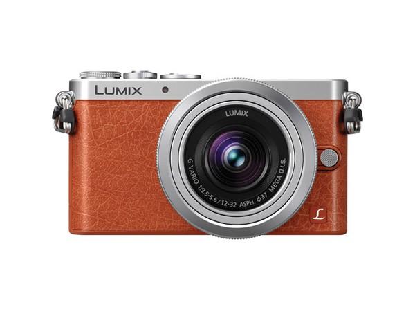 Купить - Panasonic Panasonic DMC-GM1 Kit 12-32mm Orange (DMC-GM1KEE-D)