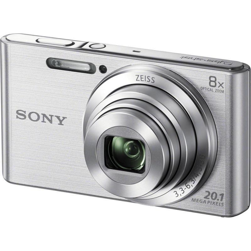 Купить - Sony Sony DSC-W830 (DSCW830S.RU3)