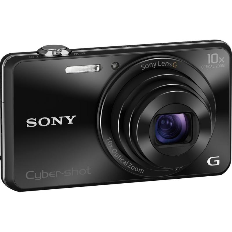 Купить - Sony Sony Cyber-shot DSC-WX220 Black (DSCWX220B.RU3)