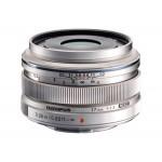 Фото -  Olympus EW-M1718 17mm 1.8 Silver (Официальная гарантия)