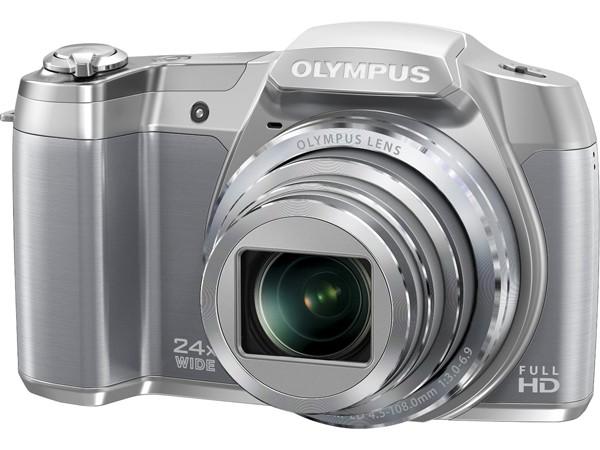 Купить -  Olympus SZ-16 Silver (Официальная гарантия)