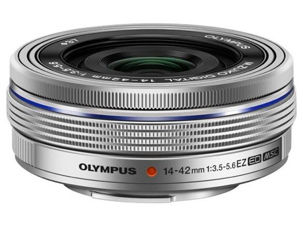 Купить -   Olympus EZ-14-42mm pancake Silver (Официальная гарантия)