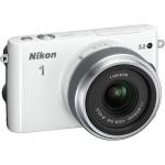 Фото - Nikon Nikon 1 S2 kit (11-27.5mm) White - В подарок карта памяти 16 Gb !!!