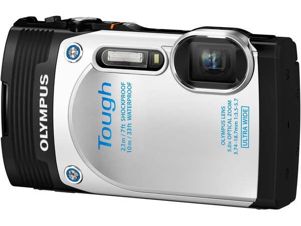 Купить - Olympus Olympus TG-850 серебристый (Официальная гарантия)