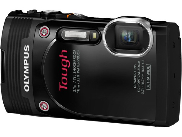 Купить - Olympus Olympus TG-850 Black (Официальная гарантия)