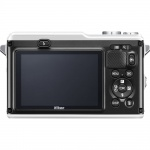 Фото Nikon Nikon 1 AW1 + AW 11-27.5mm White - Подарочный сертификат на 1000 гривен !!!