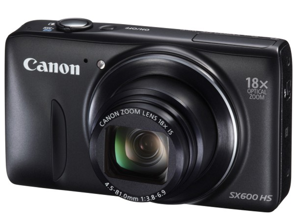 Купить -  Canon PowerShot SX600 HS Travel  kit