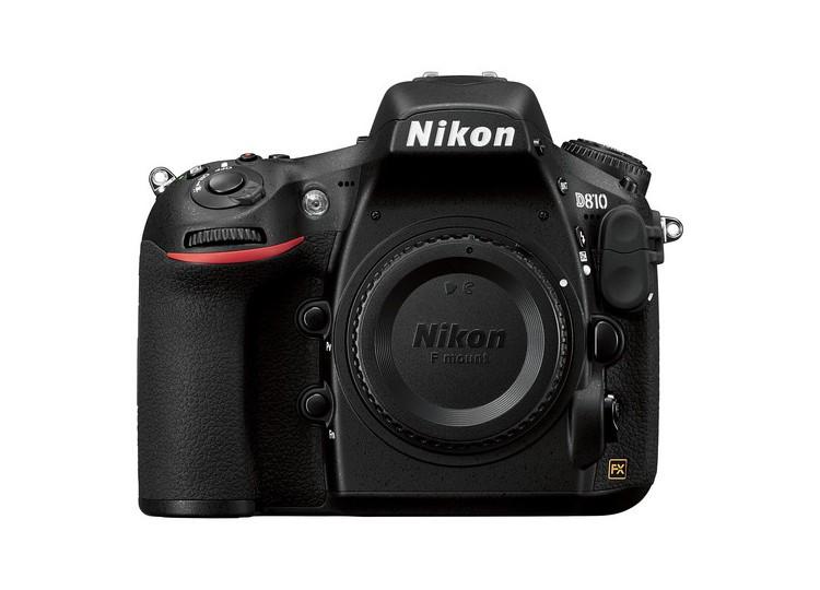 Купить - Nikon Nikon D810 (Body) Официальная гарантия + Подарочный сертификат на 4000 грн на покупку аксессуаров !!!