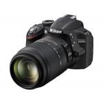 Фото - Menik Nikon D3200 + объектив 18-55 VR II + 55-300 VR Официальная гарантия!