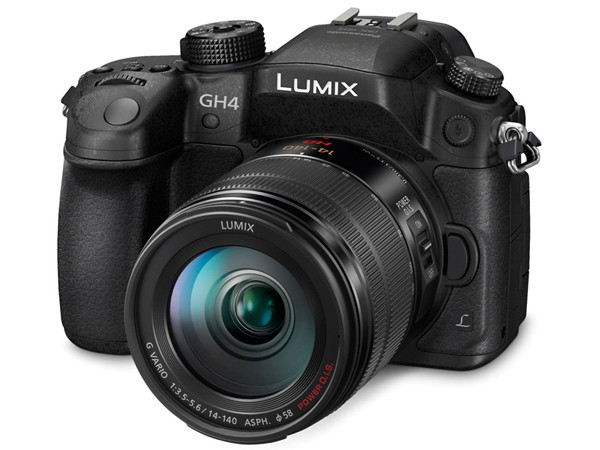 Купить - Panasonic Panasonic DMC-GH4 + объектив 14-140mm f/3.5-5.6 ASPH. Power O.I.S. (Kit) (DMC-GH4HEE-K)