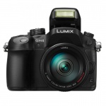 Фото Panasonic Panasonic DMC-GH4 + объектив 14-140mm f/3.5-5.6 ASPH. Power O.I.S. (Kit) (DMC-GH4HEE-K)