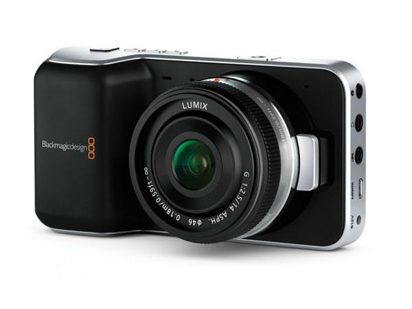 Купить -  Blackmagic Pocket Cinema Camera