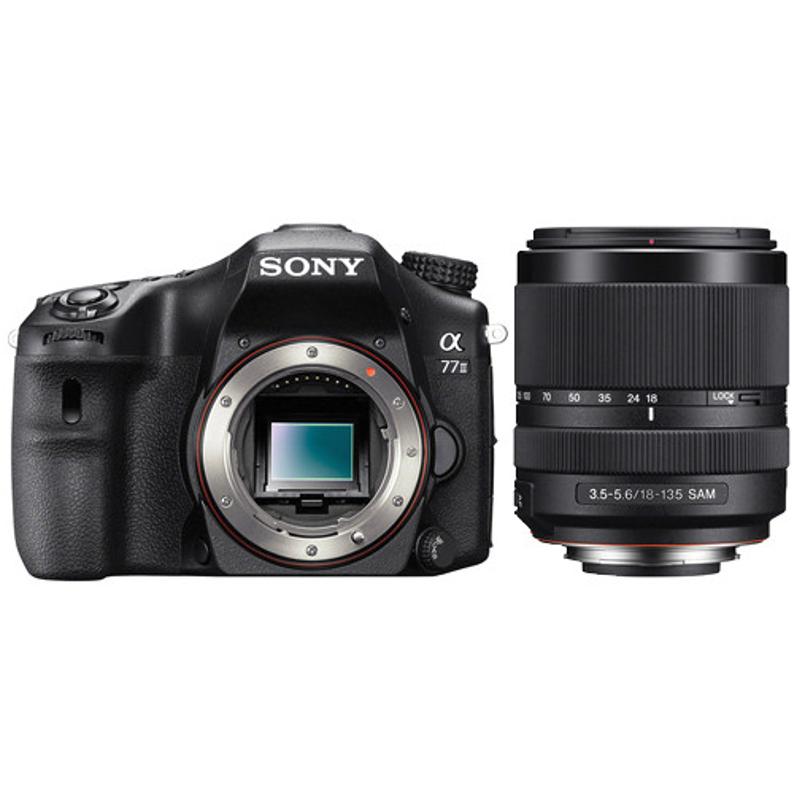 Купить - Sony Sony Alpha 77M2 + 18-135mm Kit (ILCA77M2M.CEC)