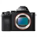 Фото - Sony Фотоаппарат Sony Alpha a7S Body (ILCE7SB.CEC) + сертификат 3000 грн