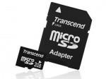 Фото -  Карта памяти Transcend MicroSD 2GB (+2 адаптераMini,SD)(TS2GUSD-2)