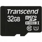 Фото -  Карта памяти Transcend 32GB microSDHC C10 UHS-I R60MB/s (TS32GUSDCU1)