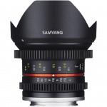 Фото -  Samyang 12mm T2.2 ED AS NCS CS VDSLR Micro 4/3