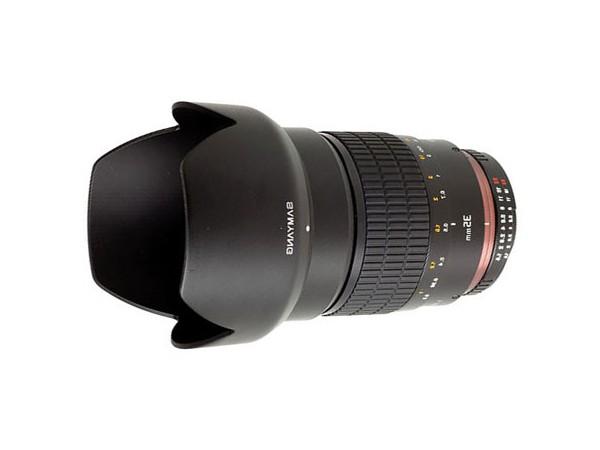 Купить -  Samyang 35mm f/1.4 ED AS UMC Canon (с чипом)