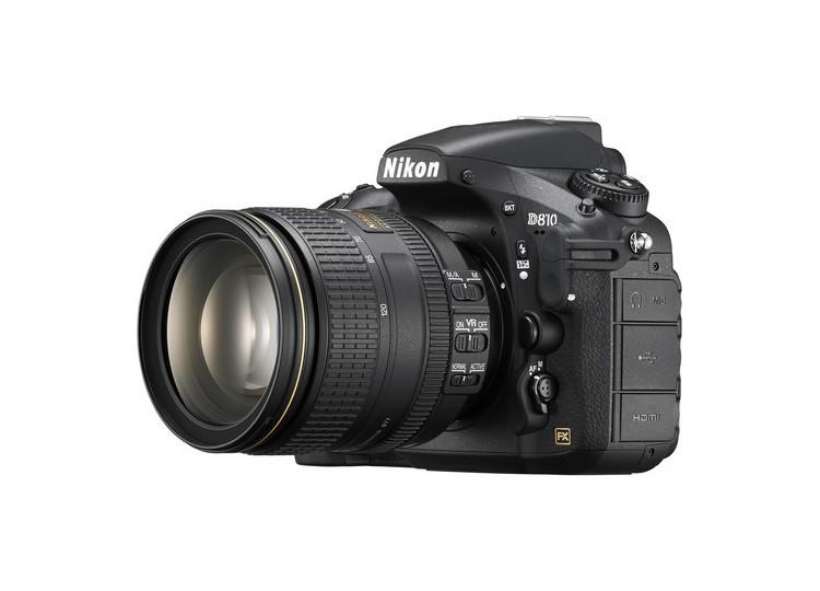 Купить - Nikon Nikon D810 + объектив 24-120mm f/4G ED VR (Kit) Официальная гарантия!