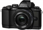Фото - Olympus Olympus E-M10 Kit (14-42mm pancake zoom) Black/Black