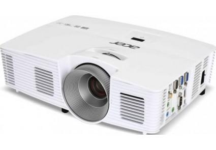 Купить -  Проектор для домашнего кинотеатра Acer H5380BD (WXGA, 3000 ANSI Lm)(MR.JHB11.001)