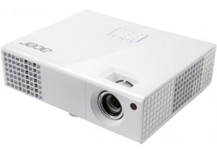 Купить -  Проектор для домашнего кинотеатра Acer H6510BD (Full HD, 3000 ANSI Lm)(MR.JFZ11.001)