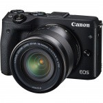 Фото -  Canon EOS M3 kit 18-55 IS STM