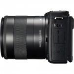 Фото  Canon EOS M3 + EF-M 18-55 IS STM Bk (Официальная гарантия)