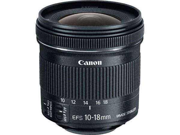 Купить -  Canon EF-S 10-18mm f/4.5-5.6 IS STM (Официальная гарантия)