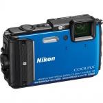 Фото - Nikon Nikon COOLPIX AW130 Blue