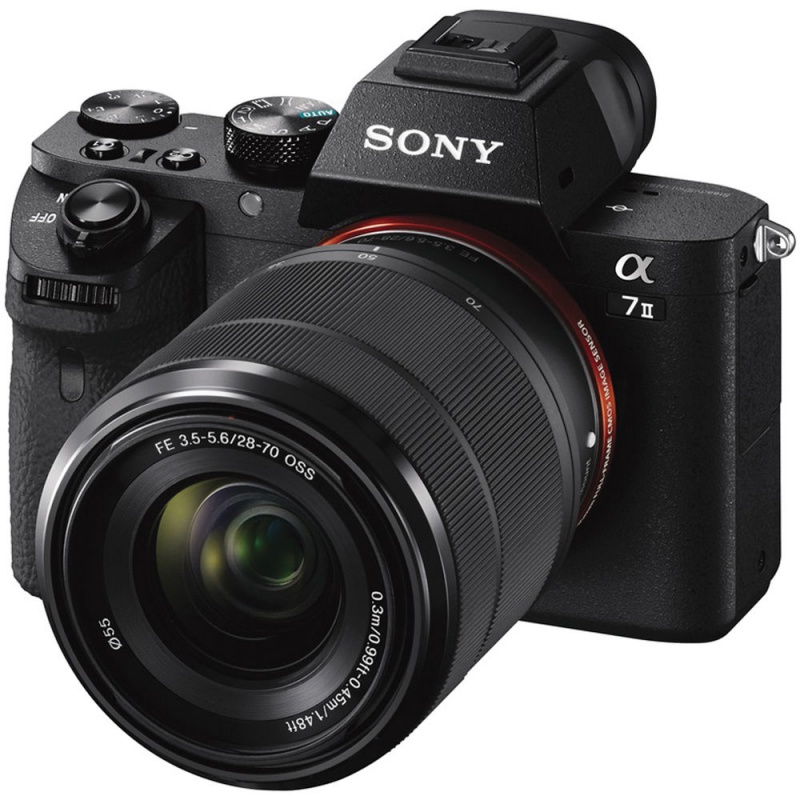 Купить - Sony Sony Alpha A7 II + FE 28-70mm f/3.5-5.6 OSS (ILCE7M2KB.CEC)