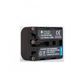 Фото -  Aккумулятор PowerPlant Sony NP-FM50/QM51 (DV00DV1028)