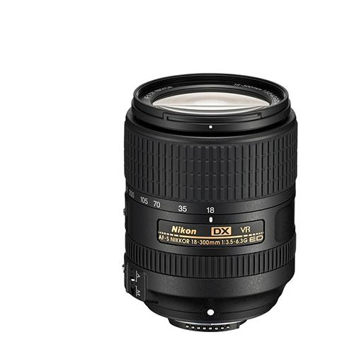 Купить -  Nikon AF-S DX NIKKOR 18–300mm f/3.5–6.3G ED VR