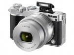 Фото - Nikon Nikon 1 J5 kit (10-30 mm VR) Silver