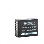 Фото -  Aккумулятор PowerPlant Fuji NP-W126 (DV00DV1316)