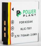 Фото -  Aккумулятор PowerPlant Kodak KLIC-7001 (DV00DV1153)