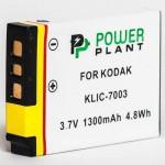 Фото -  Aккумулятор PowerPlant Kodak KLIC-7003 (DV00DV1220)