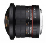 Фото -  Samyang 12 mm F2.8 ED AS NCS Fish-eye Pentax K