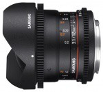 Фото -  Samyang 12mm T3.1 VDSLR ED AS NCS FISH-EYE Canon EF