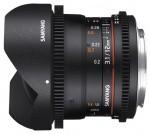 Фото -  Samyang 12mm T3.1 VDSLR ED AS NCS FISH-EYE Nikon F