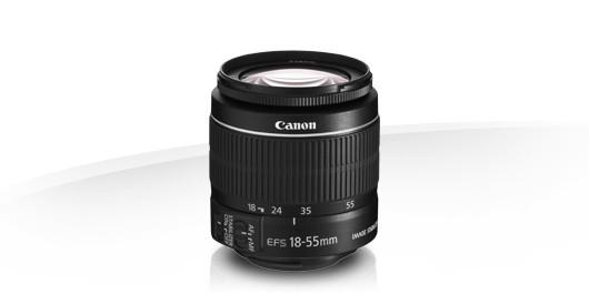 Купить -  Canon EF-S 18-55mm f/3.5-5.6 IS II (5121B005)