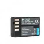 Фото -  Aккумулятор PowerPlant Pentax D-Li109 (DV00DV1283)