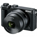 Фото - Nikon Nikon 1 J5 kit (10-30 mm VR) Black