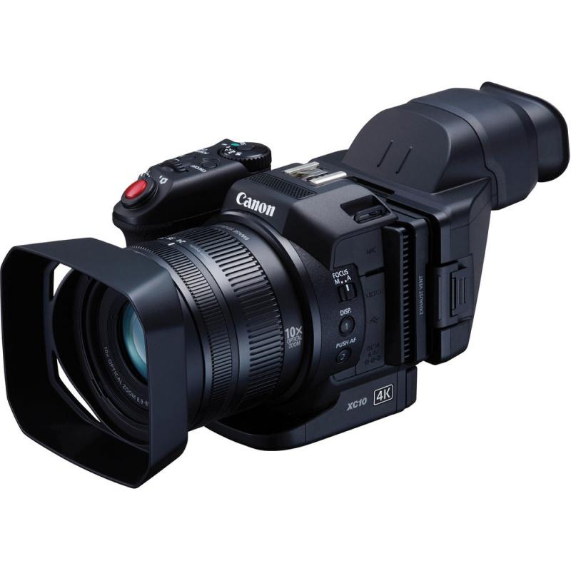 Купить - Canon Canon XC10 + 128GB CFast 2.0 + CFast Card Reader Kit (AD0565C018AA) (Официальная гарантия)