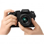 Фото Panasonic Panasonic DMC-G7 kit 14-42mm Black (DMC-G7KEE-K) + подарочный сертификат 2000 грн !!!
