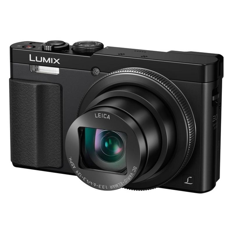 Купить - Panasonic Panasonic LUMIX DMC-TZ70 Black (DMC-TZ70EE-K)