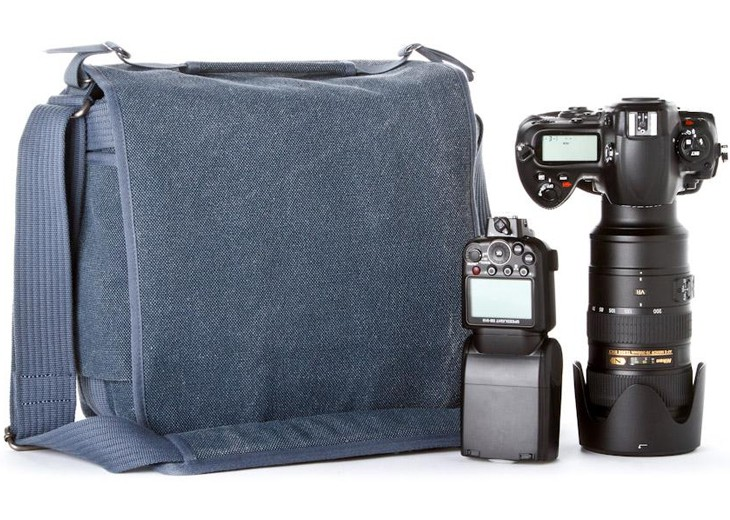 Купить - Think Tank Сумка Think Tank Retrospective 20 - Blue Slate + Чехол Think Tank Travel Pouch - Small