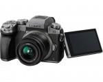 Фото Panasonic Panasonic DMC-G7 Kit 14-42mm Silver (DMC-G7KEE-S)