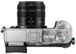 Фото Panasonic Panasonic DMC-GX8 Kit 14-42mm Silver (DMC-GX8KEE-S)