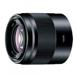 Фото - Sony Объектив Sony 50mm f/1.8 Black для камер NEX (SEL50F18B.AE) + Сертификат 1000 грн.